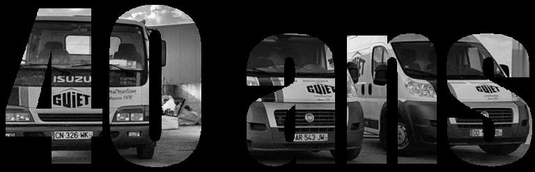 Guiet Construction, 40 ans d'expertise en maçonnerie générale au Château d'Olonne
