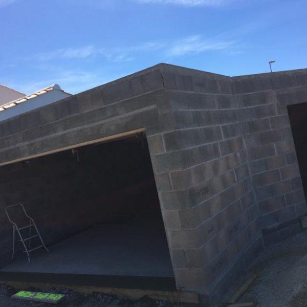 Guiet Construction, rénovation par extension de maison au Château d'Olonne en Vendée