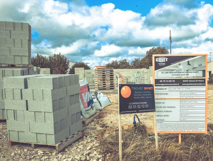 Guiet, votre constructeur de maisons individuelles en Vendée, Pays des Olonnes