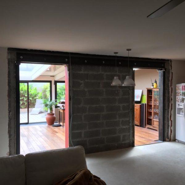 Guiet Construction, rénovation de votre intérieur, création d'ouvertures au Château d'Olonne en Vendée