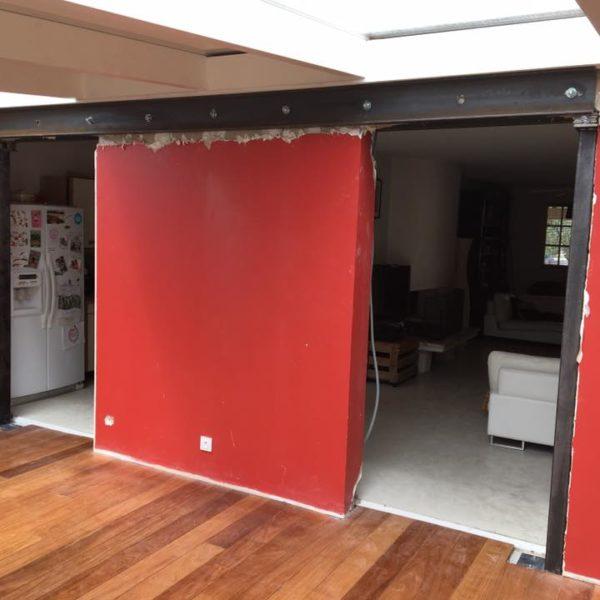 Guiet Construction, rénovation de votre intérieur, création d'ouvertures au Château d'Olonne
