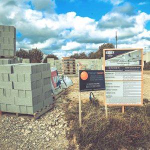 Guiet Construction, spécialiste dans la maçonnerie neuf ou rénovation au Château d'Olonne construction en Vendée